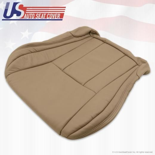 Us Auto Seat Cover Inc 1996 1997 1998 2000 2001 Toyota 4runner Driver Bottom Leather Oak Tan Tan- Original Factory Color Left Front Lower United States Yes Fits Power Seats