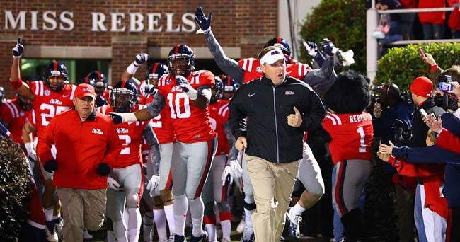 Ole Miss Football - Saturday Down South