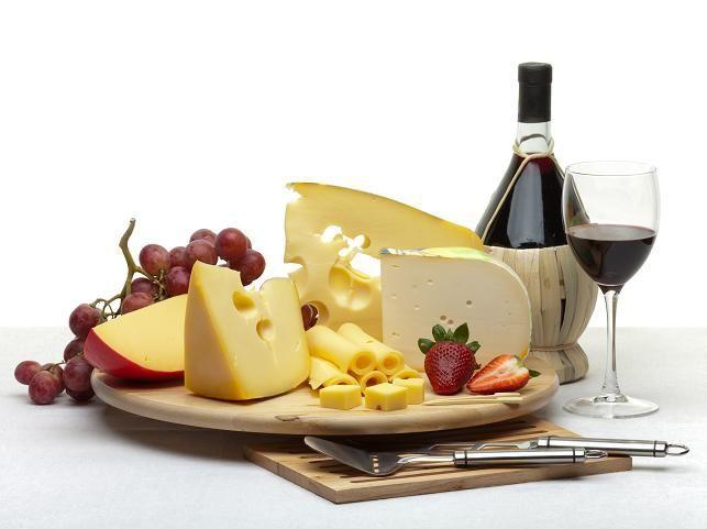 Wino i ser - duet doskonały? - wino-blog.pl