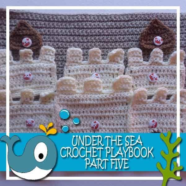 Crochet Quiet Book : ... playbook park three crochet along creative crochet workshop pin 4