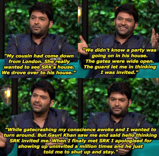 Kapil Sharma really wants Deepika Padukone to notice/marry him.