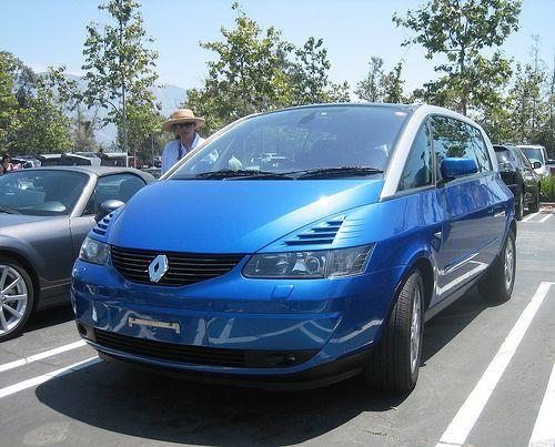 Renault Avantime - 2001 > 2003