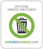 How to Become an Official Waste Watcher | We Hate to Waste