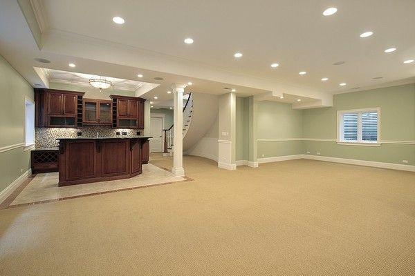 Basement -though a little smaller and no windows, so there is safety during a storm