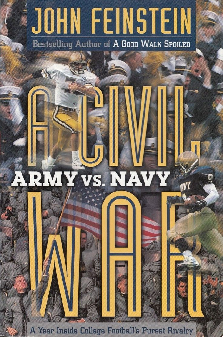 A Civil War Army Vs Navy Year Inside College Football's Purest Rivalry 1996