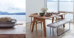 Madera Dining Table For 6
