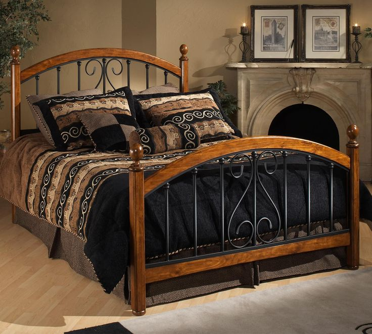 20 best Beds, Headboards, & Footboards images on Pinterest | 3/4 ...