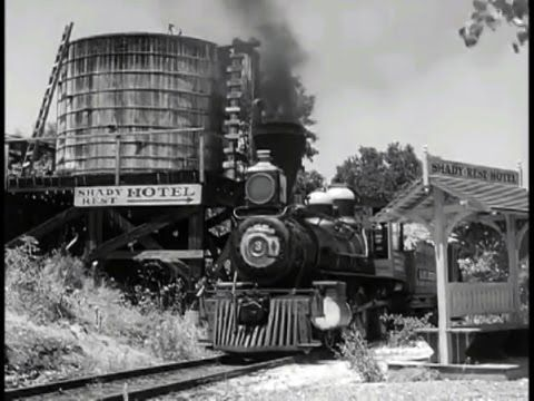 Petticoat Junction - Season 1, Episode 01 (1963) - Spur Line to Shady Rest - YouTube
