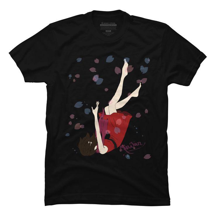 Falling Men's T-Shirt