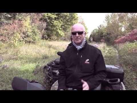 KIM MITCHELL ATV PSA FOR SAFE AND SOBER AWARENESS
