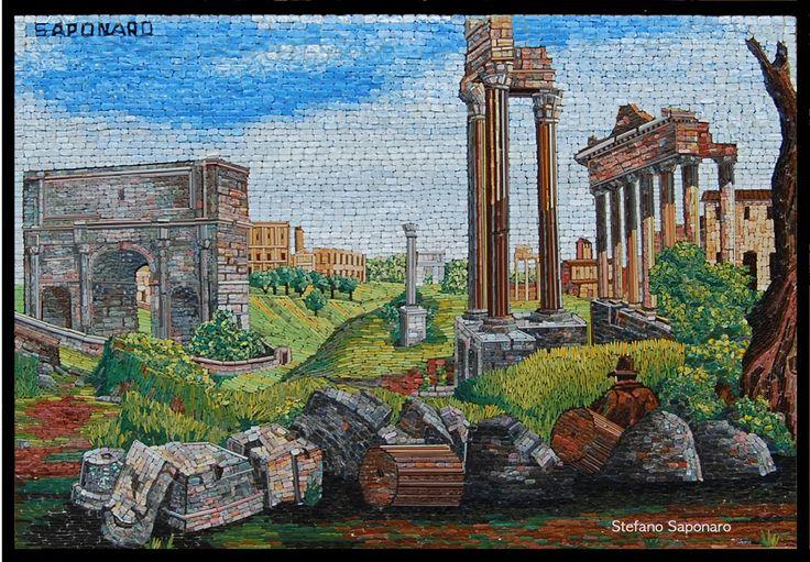 Fori romani - Roman Forum
