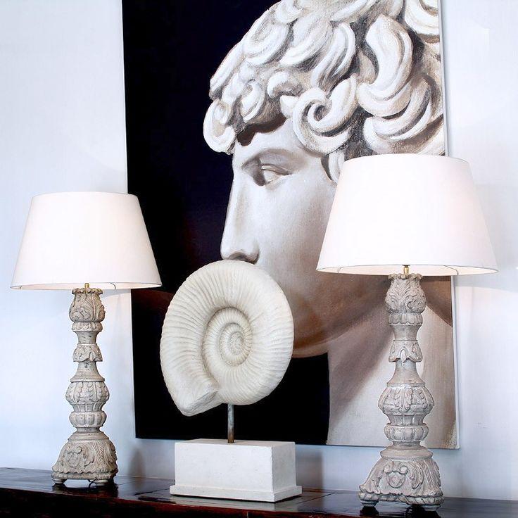 Bourbon Table Lamp