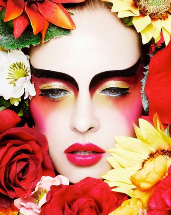 MakeUp Art: conheça o trabalho de quem faz arte com maquiagem