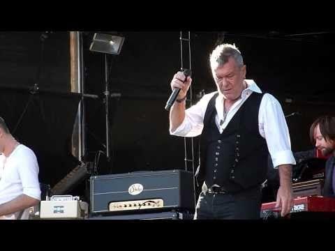 "▶ Jimmy Barnes (Barnesy, Australia's rock star) - ""Walk On"" [Live at Mt. Smart Stadium, Auckland 1-3-2014] ~J"