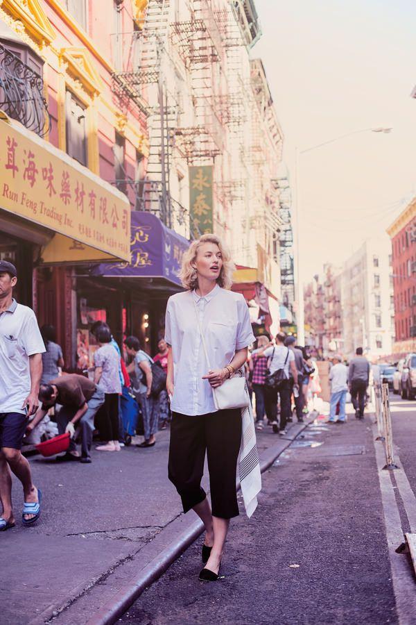 New York's Chinatown, September 9, 3.45pm.