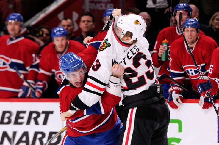 Brendan Gallagher fight! Canadiens Montreal