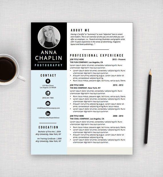 Top 25 ideas about resume formats I like on Pinterest Curriculum - modern resume formats