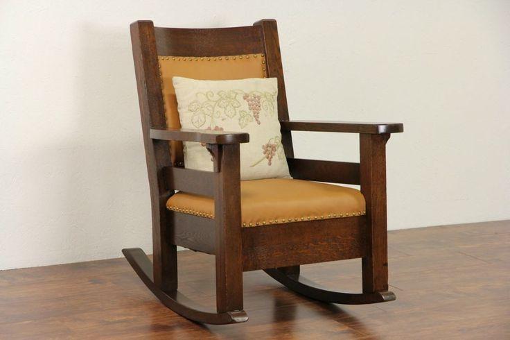 rocker craftsman rocking chair craftsman rocking chairs craftsman ...