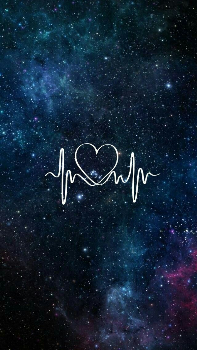 Heartbeat In 2019 Cute Wallpaper Backgrounds Tumblr