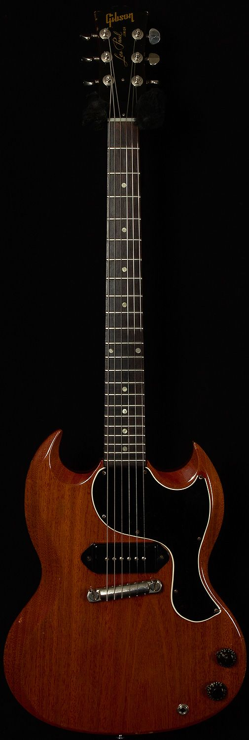 Early 60s Gibson SG Junior.