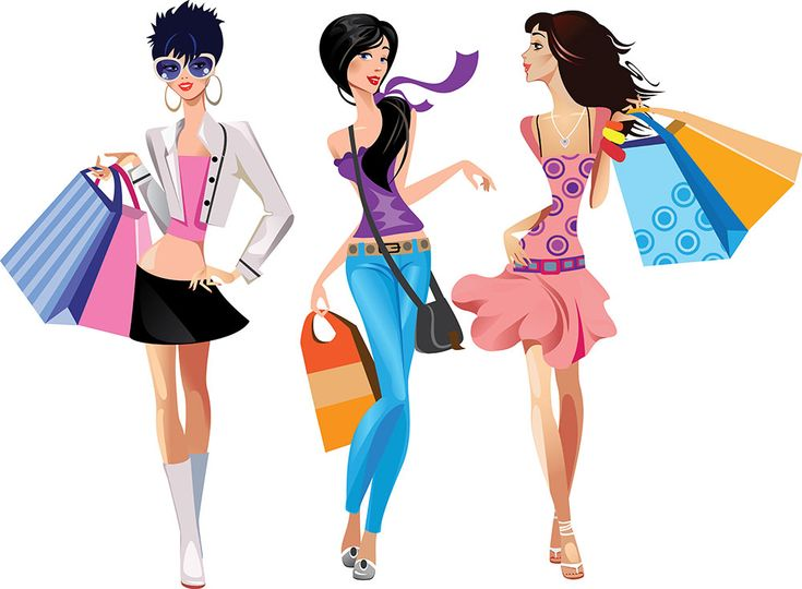 13 Best Images About Fashion Vector On Pinterest