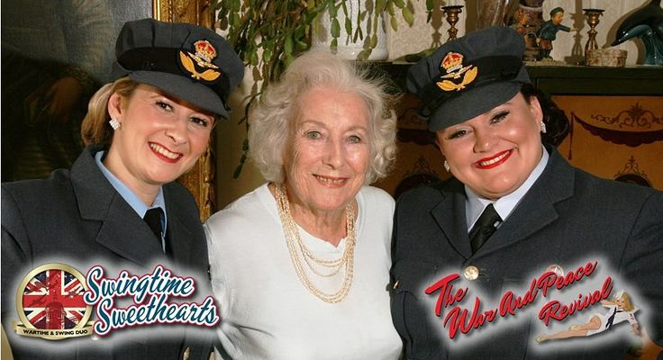 The Swingtime Sweethearts are Annie Riley & Learna Castle both successful solo artists whose affection for the forties has brought them together to perform as the Swingtime Sweethearts. Their wide range of songs from the 1940s wartime & swing includes the hits of Vera Lynn Anne Shelton Gracie Fields and Glenn Miller. The girls have been very busy since meeting in 2006 performing at many venues including Blenheim Palace Goodwood Revival The Imperial War Museum Trafalgar Square for Veterans…