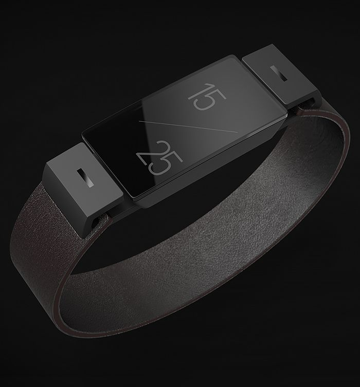 MOOV Smart Watch Concept by Xinyi Wang