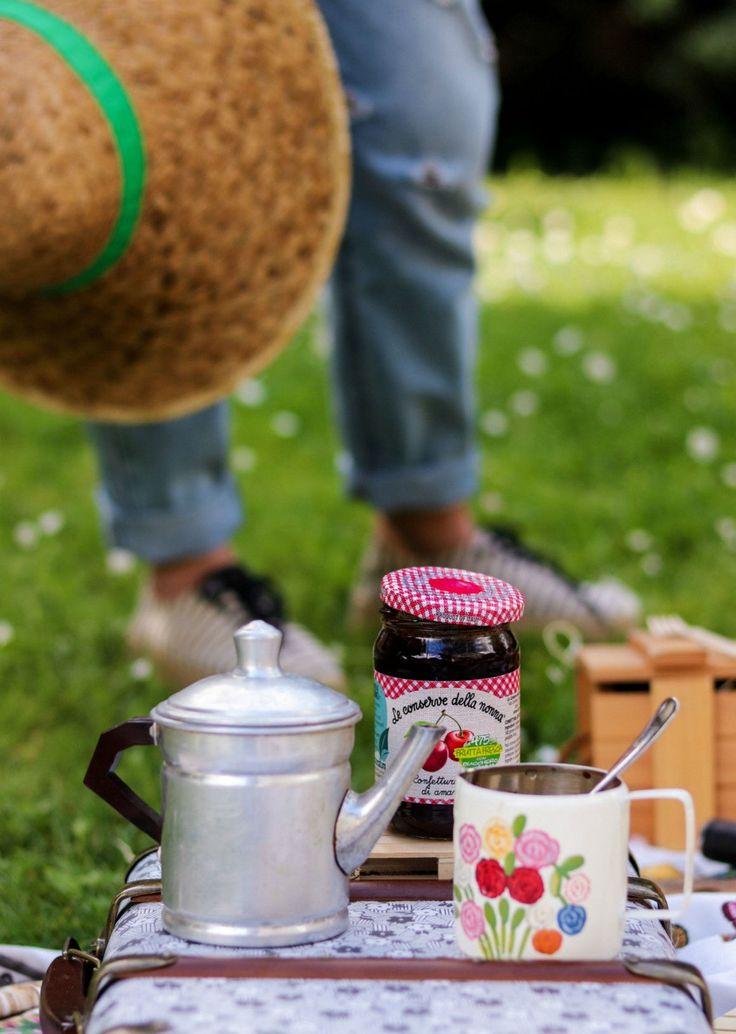picnic conserve marmellata
