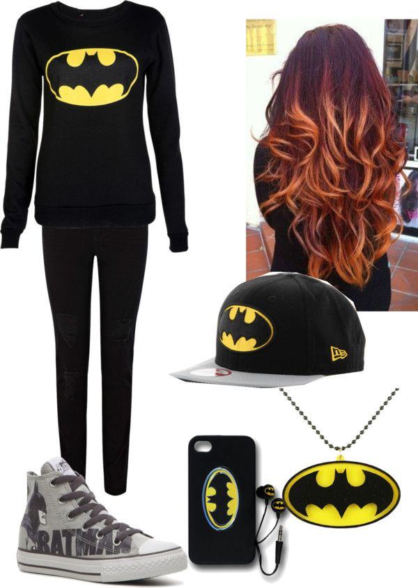 """Batman #31"" by yesibear on Polyvore"
