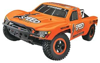 Traxxas Slash 2WD SC TQ 2.4GHz RTR Orange #7