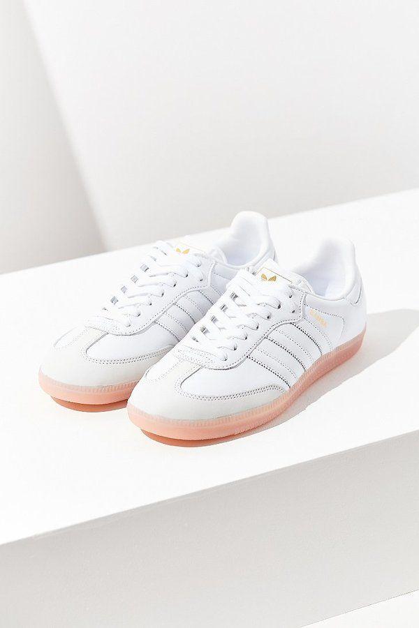 adidas Samba Pink Sole Sneaker
