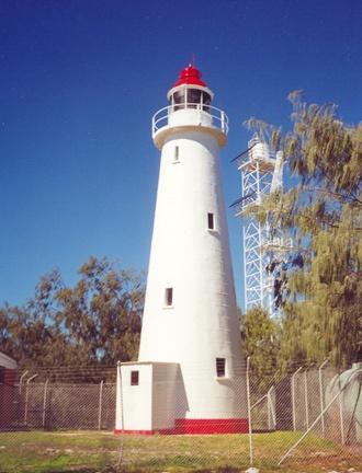 Lady Elliot Island Light (old), Australia