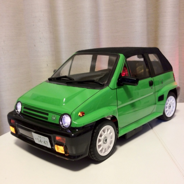 Small Hatchback Turbo Cars: Honda City Cabriolet This Body Has Converted In The City