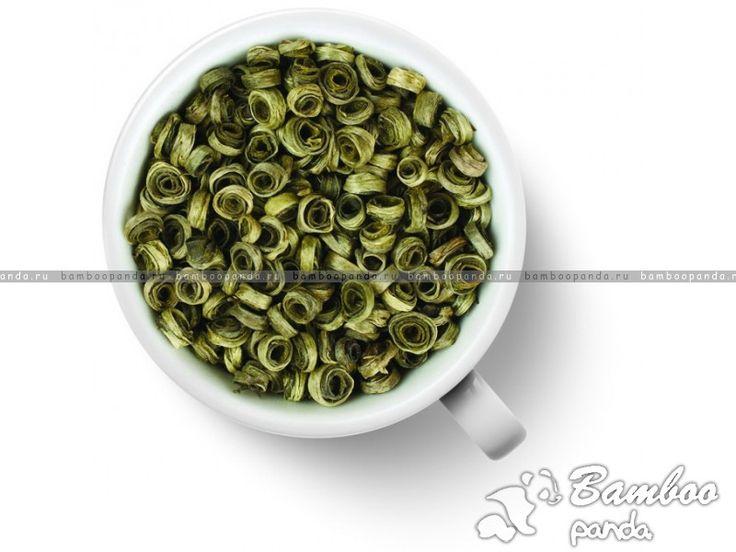 Зеленые кольца (Ну Эр Хуань) китайский зеленый чай, на развес