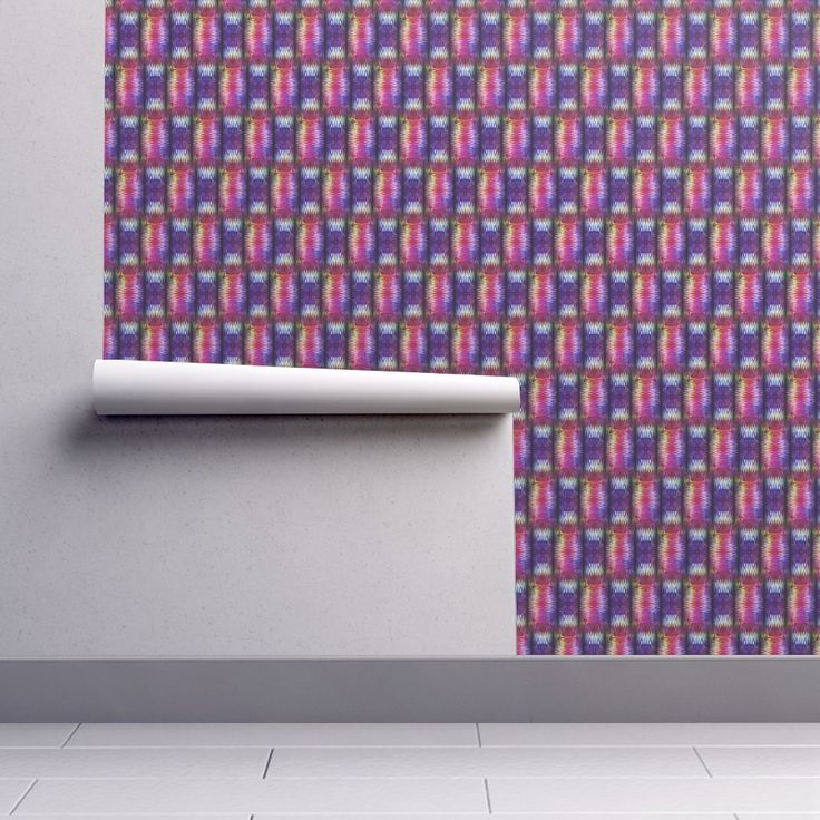 NEW WEAVE KILIM NAVAJO IKAT ROLLS on Isobar by paysmage | Roostery Home Decor