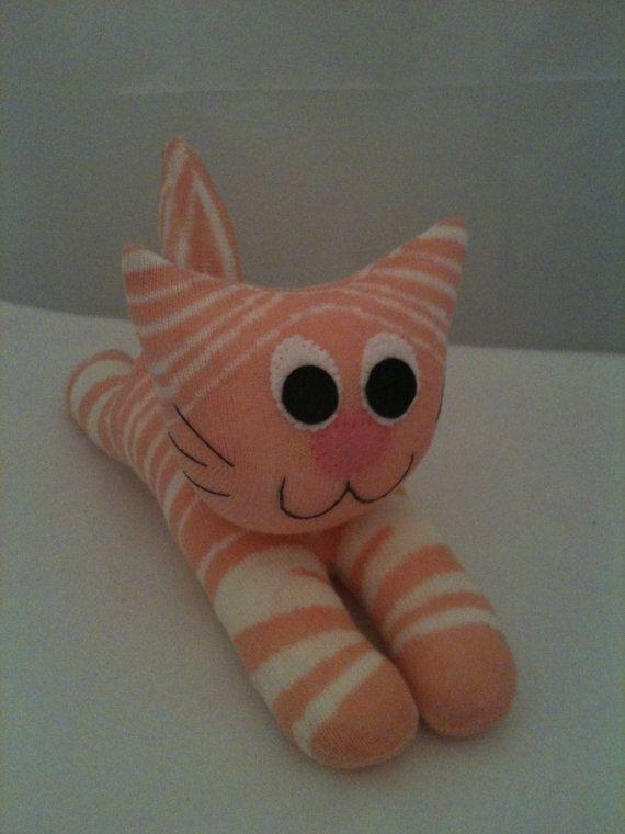 DIY Sock Toy Kit Choose from Sock Monkey by SockMonkeyEmporiumUK