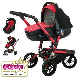 Jane Trider Matrix Travel System - Best Travel System over £ 500 (Gold)