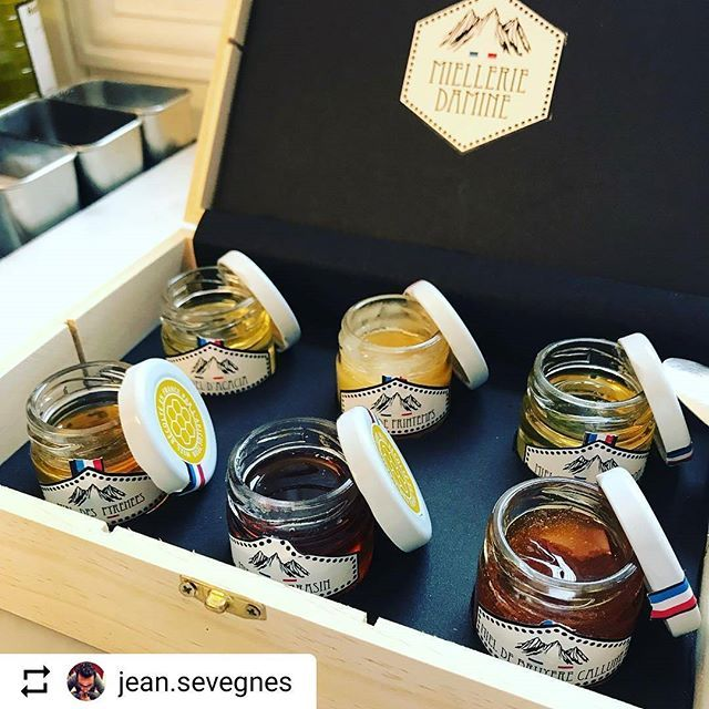 #Repost @jean.sevegnes ・・・ Super dégustation pour nouvelle recette @mielleriedamine Top. #miel #miellerie #pyrenees #bearn #zeropesticides #abeille #savoirfaire #ruche #francais #tropbon #mielleriedamine #honey #sudouest