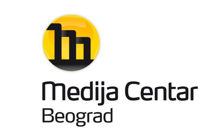 Medija Centar Beograd.. Identity redesign..