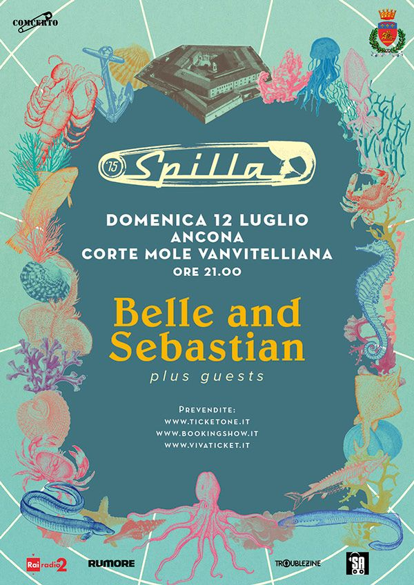 SPILLA FESTIVAL on Behance