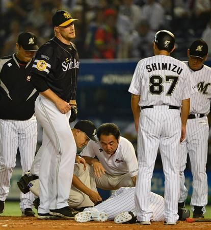 Jason Standridge (Fukuoka SoftBank Hawks)