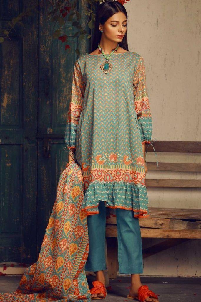 e930189590 KHADI PAKISTANI BOUTIQUE STYLE LAWN DRESS   Fashion   Fashion ...