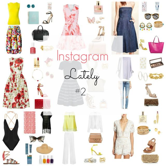 Rounding up my recent instagram outfit posts - Ioanna's Notebook