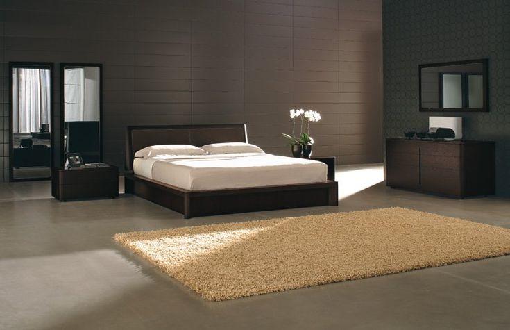Letto in legno Clan di Zanette  #bed #letto #beds #letti #zanette #night #wood