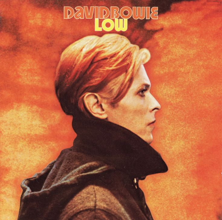 "David Bowie ""Low "" (1977) as the story goes...Nick Lowe put out an album called ""Bowi"" in response to Bowie's ""Low"".  hahhahaa"