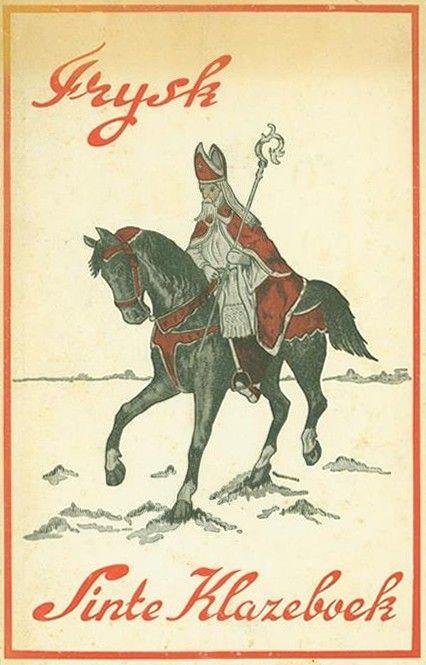 JONG, E.S. DE, Frysk Sinteklazeboek: gearst. fen / Boalsert: Osinga, 1945