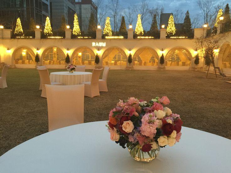 The Raum - Raum Wedding, Glass Garden #The_raum #raum_wedding #Brise