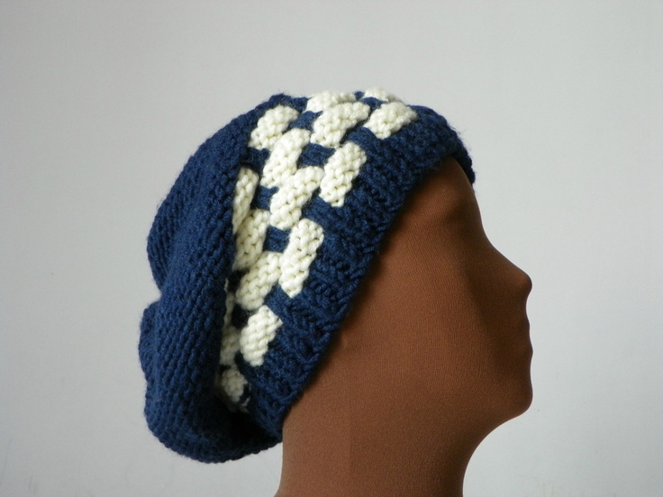 Knitting Pattern Mens Beret : 27 best images about fashion on Pinterest Cable, Wool and Knit hats