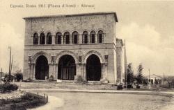 Cartoline dell'Esposizione del 1911 - Istituto Centrale per la Demoetnoantropologia / Museo Nazionale delle Arti e Tradizioni Popolari