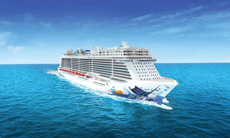 Stay active aboard a Norwegian Cruise ship with your loved ones. The ship offers classes like Zumba and boxing while at sea. (Photo: Norwegian Cruise Lines)